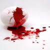 Blood Filled Egg