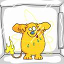 Gerbil On Fire