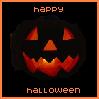 Happy Halloween - Dark Jack-o-lantern