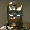 Iron Man chrome