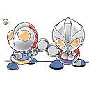 Ultraman Tennis